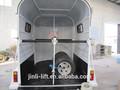 Barato caballo flotador con breakaway sistema de caballo van