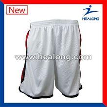 Healong 3D Sublimation Guangzhou Basketball Short
