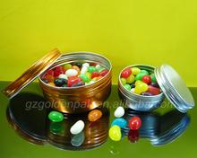 Small Metal Tin Boxes Wholesale / Aluminium Tin For Candy