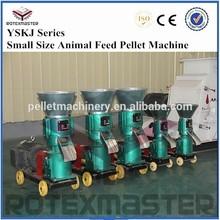 Yem fabrikası tesisi kanatlı pelet yem makinesi/yem makinesi satılık