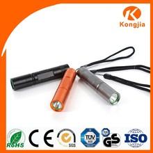 Hot Sell 300 Lumen High Bright Aluminum Flashlight Stylus Pen