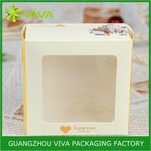 Latest Design Luxury wedding favors cake box