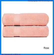 Brand New Zero Twist Super Absorbent Solid color Bath Towel