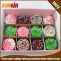 fake natal enfeites de cupcakes