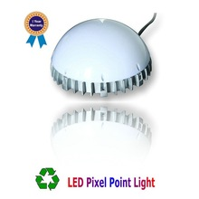 High-end dreamful color led point light with CE/RoHs