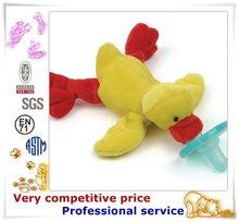 OEM duck Animal plush toys , yellow duck stuffed animal