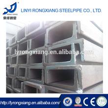 High qulity european standard steel channel