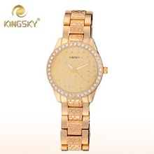 2015 kingsky 021054# Luxury Watches Ladies Watches With Rhinestone Quartz Watches Wholesale