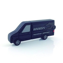 Personalized promotion gift new york 2gb promotional truck shaped usb flash drive