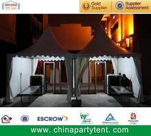 Pagoda tent (4m x 4m)