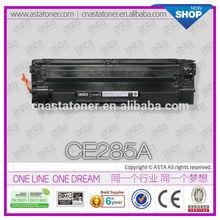 Black CE285A toner cartridge for hp1102 printer