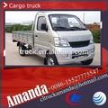 4x2 camión de carga pequeña, 1 tonelada de camiones, 69hp camión de carga