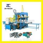 quality products hydraulic semi automatic brick and block machine qty4-25