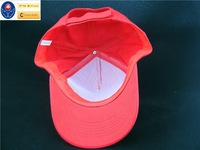 2015 new product embroider baseball hat golf hat football hat colorful hat