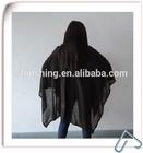 Ladies Acrylic Knit Shawl