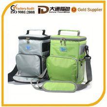 polyester long cooler bag