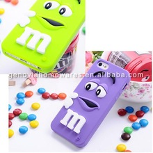 New Fashion new trendy silicone mobile phone case made in China