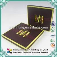 Printed Elegant High End Quality Decorative Durable Premium Gift Box