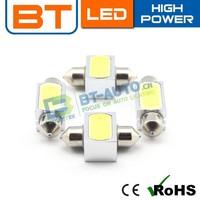 Car Accessory 12V Automotive LED Light T10 12V 5W LED Car Bulb