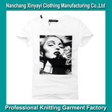 Bulk Item Design Summer new tide brand ladies' fashion print star short sleeve t shirt Wholesale from China supplier