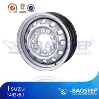 14H2x5J truck wheel and rim fit for isuzu truck parts