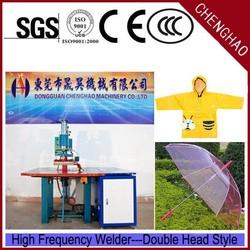 high Frequency welding machine for children raincoat