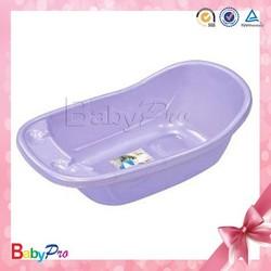 Hot Sale Purple Mini Folding Plastic Bathtub Dog Grooming Bathtub