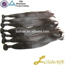 Unprocessed 5A 6A 7A Grade virgin Brazilian 7A Human Hair drawstring ponytail