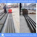 Prefabricados de hormigón pilar/dintel/haz/poste de la cerca/columna/pila que hace la máquina
