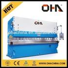 "INT'L""OHA"" Brand Hydraulic Plate Bending Machine WE67K-300T/4000, automatic multi-function bending machine, bender"