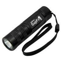 Waterproof 16340 Battery LED Flashlight