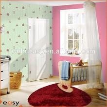 Beautiful heart shaped good quality bedroom carpet rug