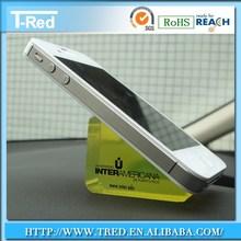 china supplier colorful PU soft gel universal car mount holder