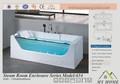 bañera pequeña de tamaño personalizado bañeras