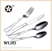 High Quality 18/8 Hotel Knife Fork Spoon