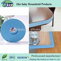 EVA adhesive bumper protector plastic edge strip