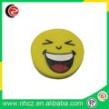 smiley forme gomme