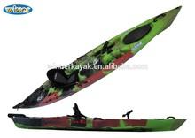 Single fishing canoe kajak to pedals from winner kayak (Leisure Dave Angler)