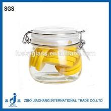 Food Use and Storage Bottles & Jars Type cheap glass honey jars wholesale