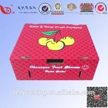 Fresh Fruit Box ,Cherry Box Packaging From China, Carton Box /Corrugated Box