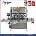 Xarope de bordo/molho de anchova máquinas de enchimento