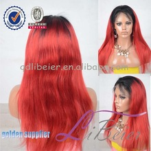 itly sexy hot girl like costume wigs oem factory china qingdao libeier hair costume peruvian human hair