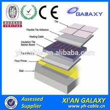 New Design Install Heating Mat Electric Heated Floor Mats