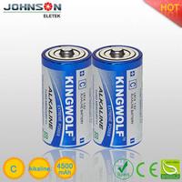 long life C lr14 alkaline battery lr14