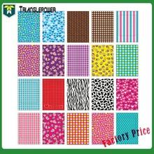 20 PCS Fabric Pattern Instax Films Sticker For FujiFilm Instax Mini 8 7s 25 50s Polaroid film skin