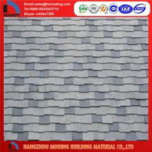 Hotsale malaysia coloured asphalt roofing shingles high quality manufacture