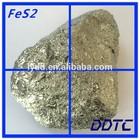 Ferrous Sulphide Iron Pyrite Powder For Abrasives Grinding Wheels