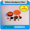 IR Pass Optical Filter 850nm