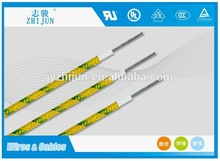 VDE certificate 0.5mm -2.5mm silicone fiberglass braid insulation wire
