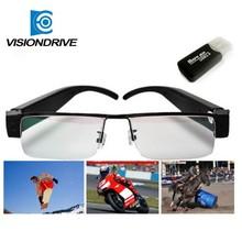 Digital HD 1080p high speed recording video mini glasses dvr